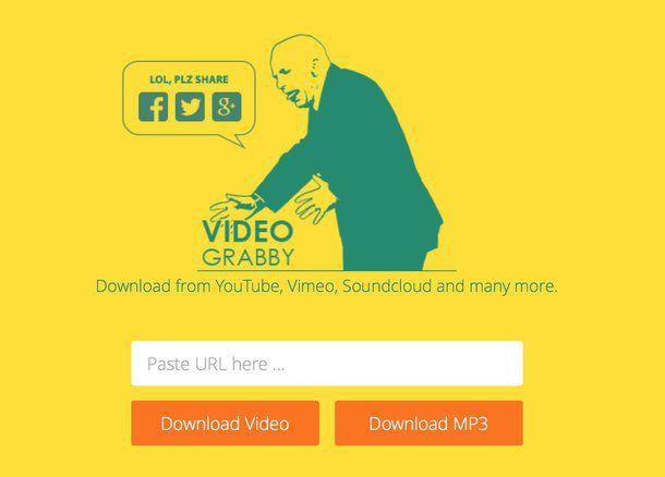 come scaricare canzoni da youtube sul pcc