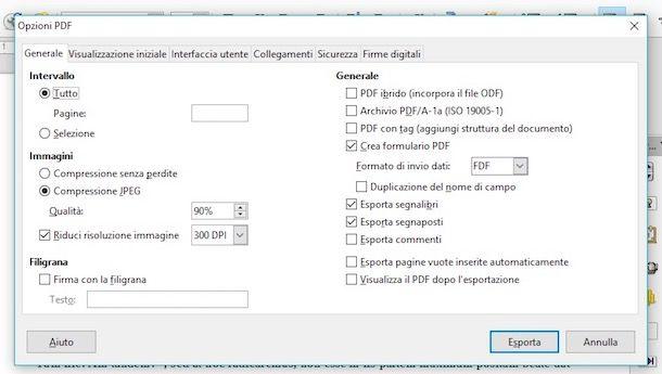 Come creare PDF editabile