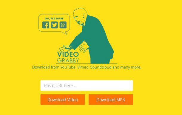 Come scaricare da YouTube online