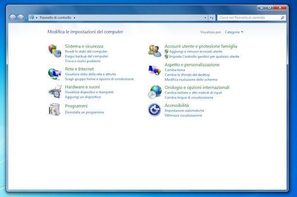 Screenshot che mostra come rimuovere Iminent