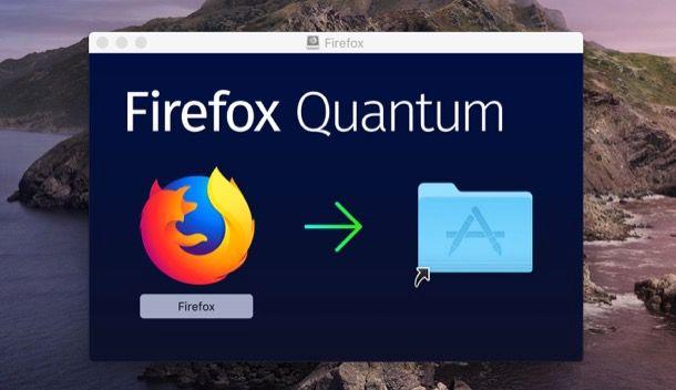 Firefox per macOS