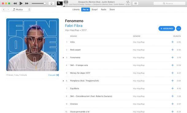 Come scaricare musica Mac