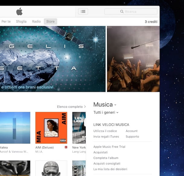 Come scaricare musica gratis da iTunes