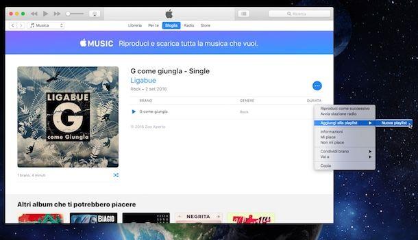 musica illegalmente da itunes