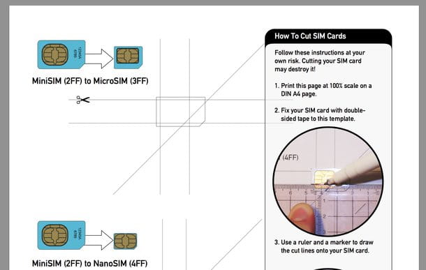 how to cut normal sim to micro sim pdf