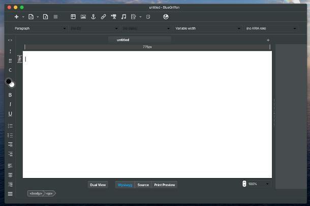 Programmi per creare siti Web con Mac
