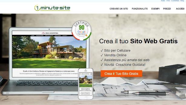 Come vendere online gratis salvatore aranzulla for Sito web piano gratuito
