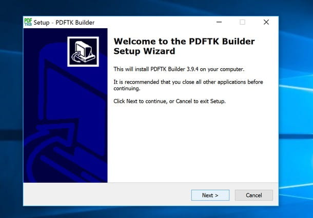 Come unire due PDF