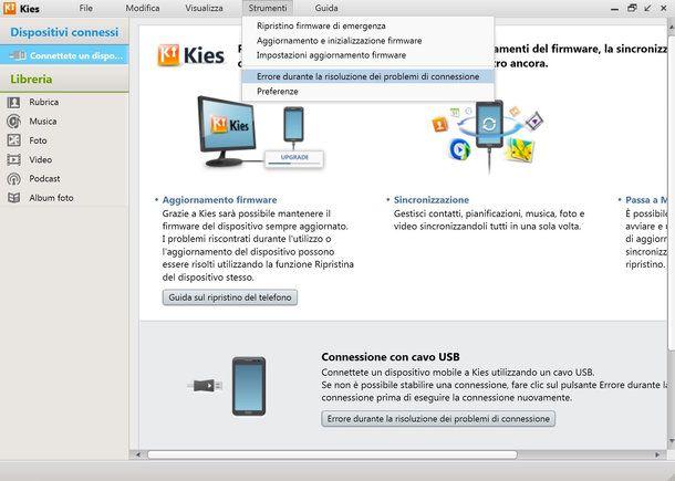 Come Collegare Cellulare Samsung Al Pc Salvatore Aranzulla