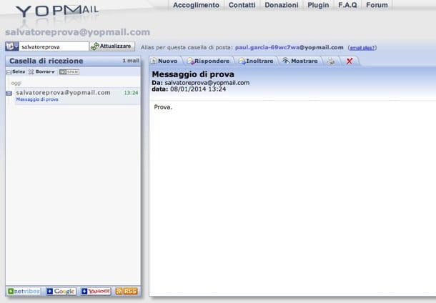 video gej come fare un email