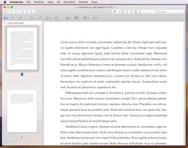 Come modificare file PDF gratis
