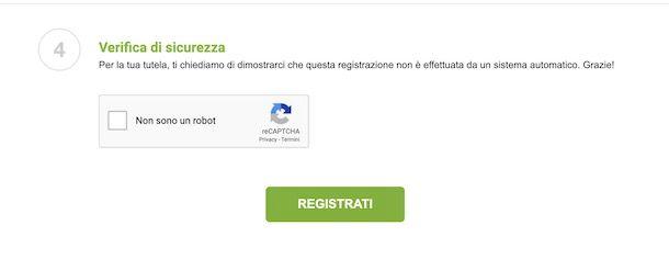 Creare indirizzo email Libero