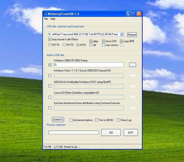 Come installare Windows XP da USB   Salvatore Aranzulla