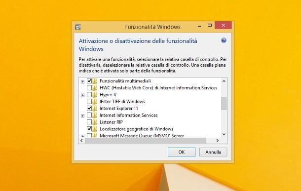 Come installare Internet Explorer 11 su Windows 8