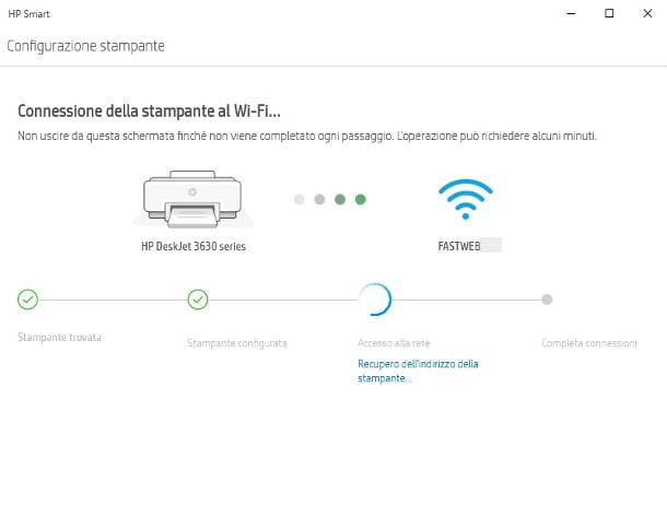 Come installare stampante WiFi su Windows 10