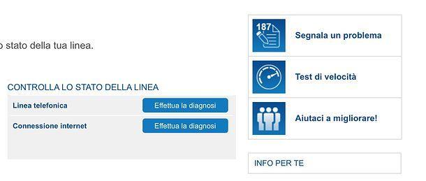 Test ADSL Telecom