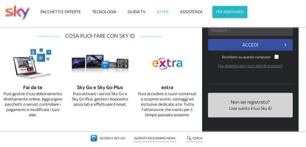 Come installare Sky Go su Android