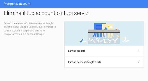 Comment supprimer un compte Google Android
