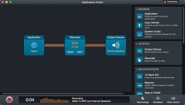 come registrare audio da pc | salvatore aranzulla