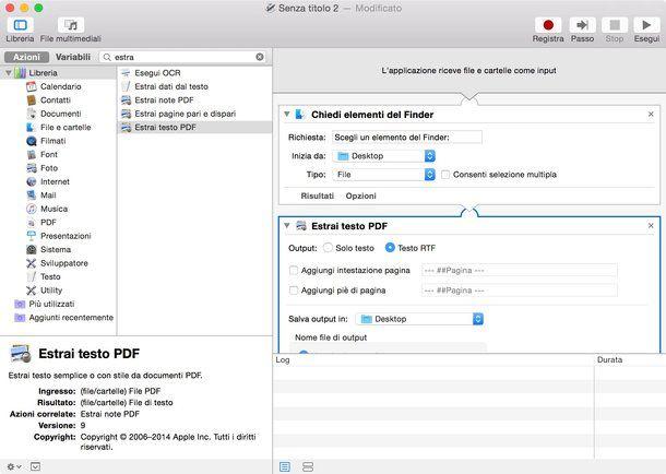 programma convertire pdf in word per mac