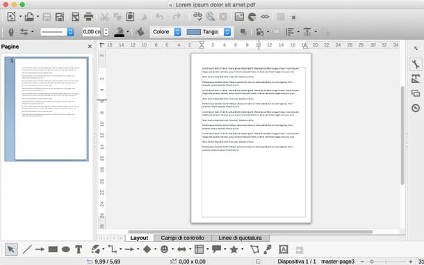 Word convertire mac in pdf