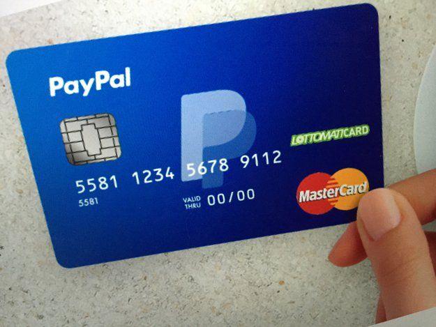 con quale carta di credito si puo fare trading