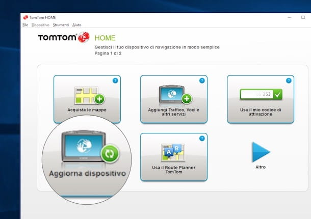 mappe tomtom craccate