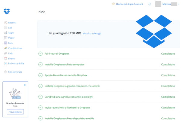 Dropbox - Download
