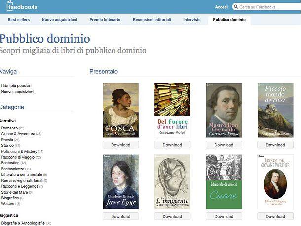 Libri gratis