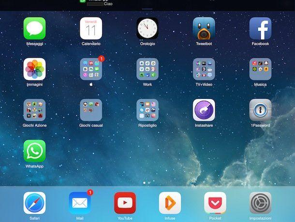 Screenshot che mostra come installare WhatsApp gratis