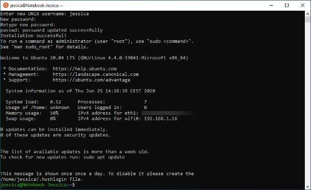 Ubuntu download: Windows 10
