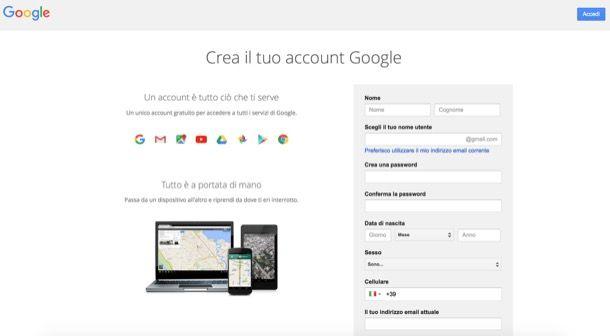 Come condividere file con Google Drive