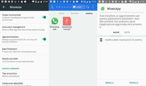 Come aggiornare WhatsApp gratis