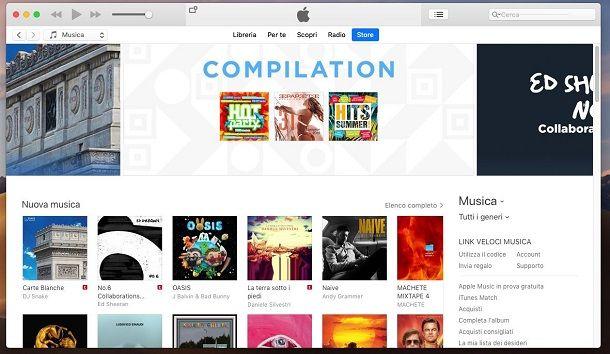 Come scaricare musica da iTunes | Salvatore Aranzulla