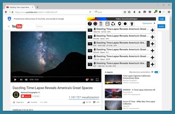sito per scaricare video da youtube appuntamenti sessuali