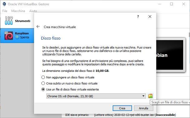 Ubuntu download: VirtualBox
