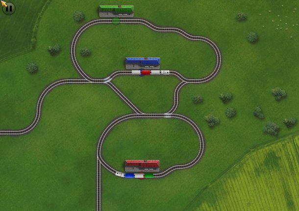 Giochi di treni