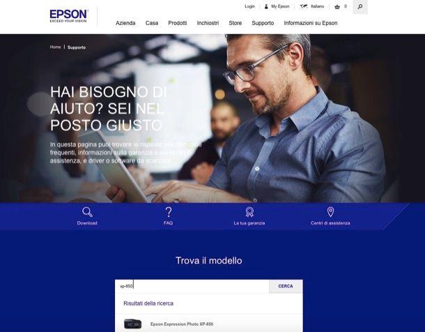 Epson Driver