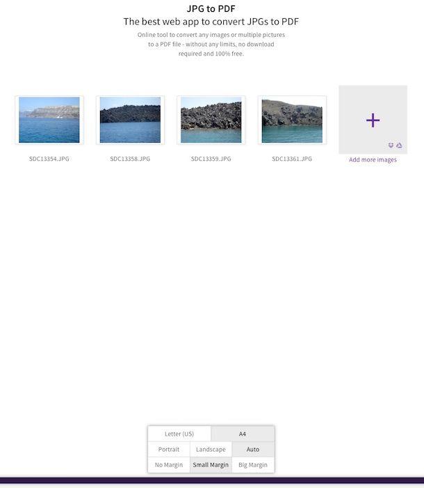 create pdf online from jpg