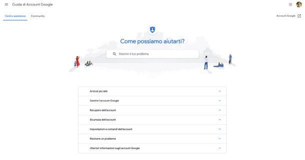 Guida Google