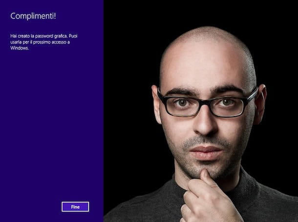 Come togliere la password da Windows 8
