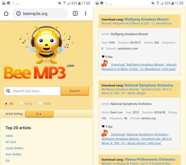 Bee MP3