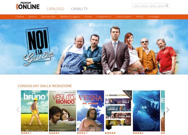 Come guardare film in streaming gratis