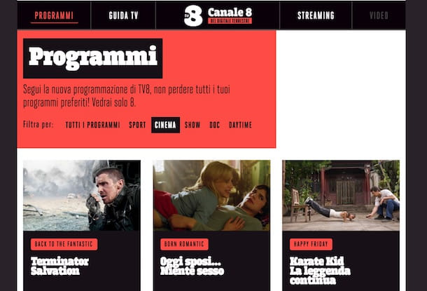 Siti per vedere film in streaming - Salvatore Aranzulla