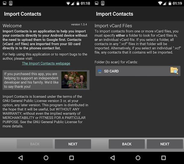 Come trasferire contatti da iPhone a cellulari Samsung