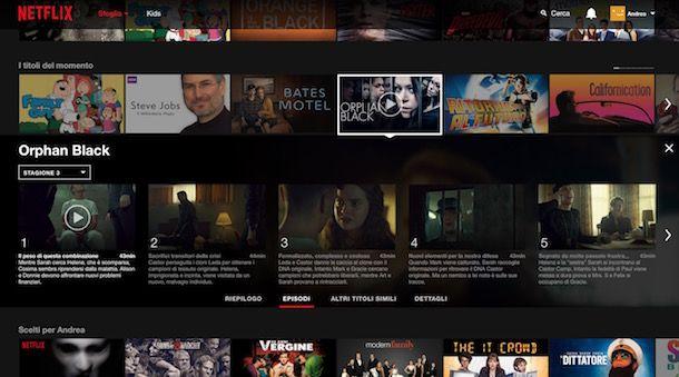 Come funziona Netflix