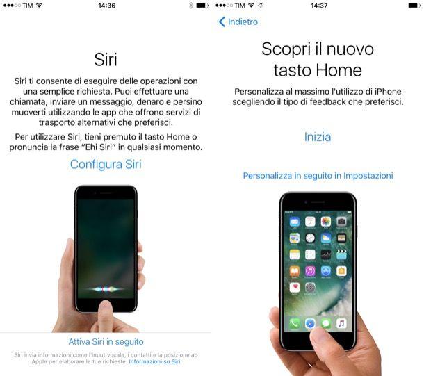 Come attivare iPhone senza SIM
