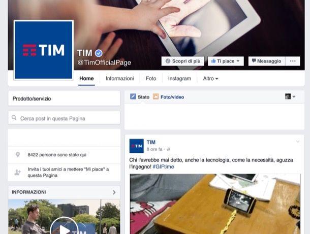 Come disattivare promozioni TIM
