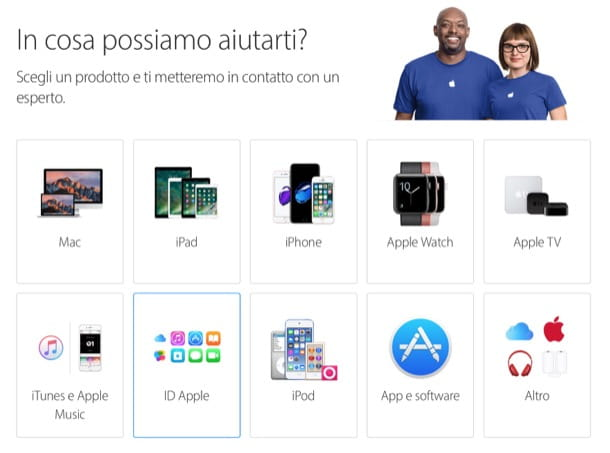 Come eliminare ID Apple