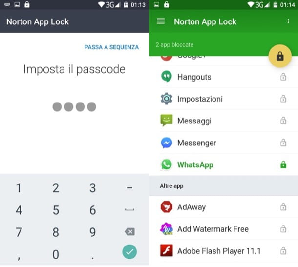 Come mettere la password su WhatsApp